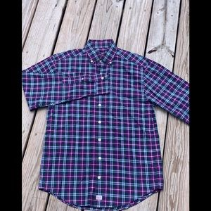Vineyard Vines Long Sleeve Casual Button Up Small